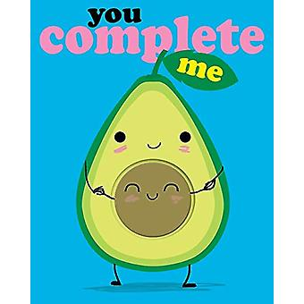 You Complete Me by Thomas Elliott - 9781838910099 Book