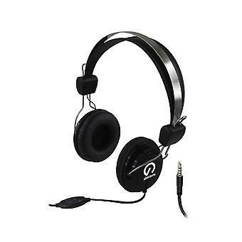 Shintaro Stereo Headset w/ Inline Microphone (Single Combo 3.5mm Jack)