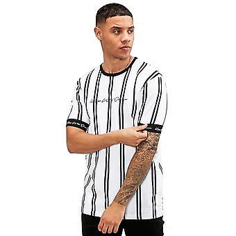 Kings Will Dream | Kwd Clerton Striped Half-sleeve T-shirt