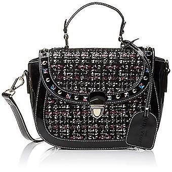 Laura Vita 2975 - Red Woman handbag (Rouge) 8x18x26 cm (W x H L)
