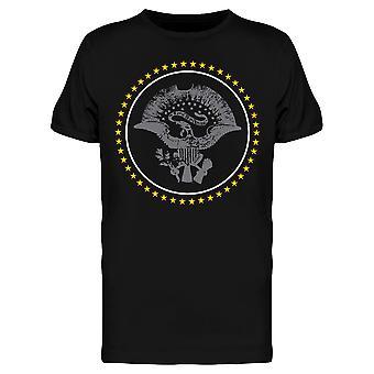 Army Strong Eagle Emblem Men's T-shirt
