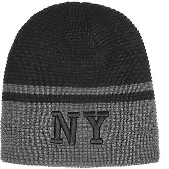 New York Waffle Hat Junior Boys