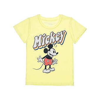 Alouette Boys' Trykt Disney Mickey Mouse Shirt