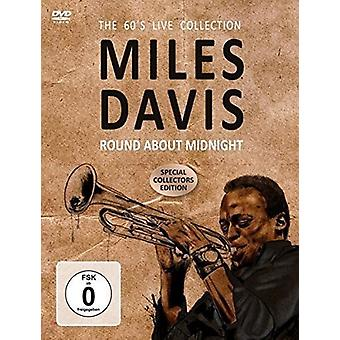 Miles Davis - Round About Midnight [DVD] USA import