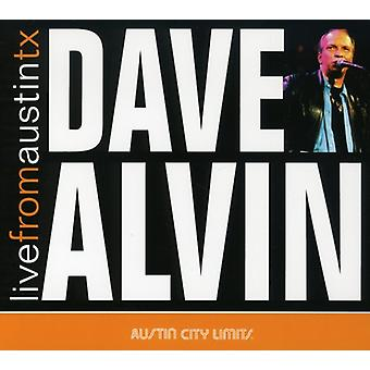 Dave Alvin - Live From Austin Texas [CD] USA import