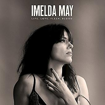 Imelda May - Life Love Flesh Blood [CD] USA import