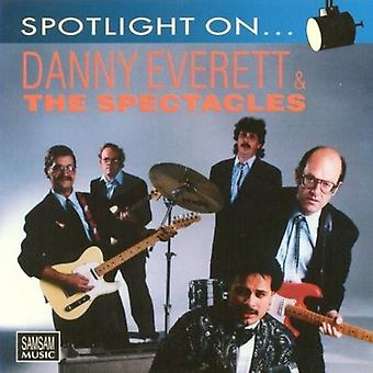 Danny Everett - Spotlight on [CD] USA import