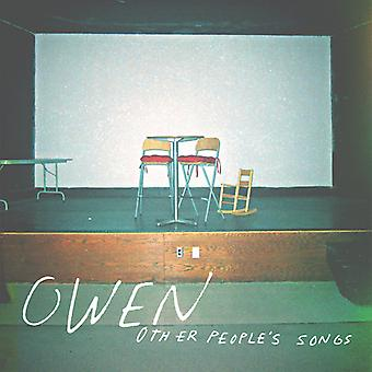 Owen - Other Peoples Songs [CD] USA import