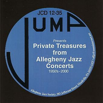 Private Treasures From Allegheny Jazz Concerts 195 - Private Treasures From Allegheny Jazz Concerts 195 [CD] USA import