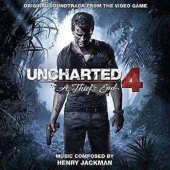Uncharted 4 - Thief's End / O.S.T. - Uncharted 4 - Thief's End / O.S.T. [CD] USA import