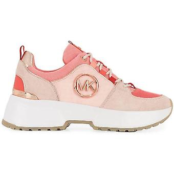 Michael kors cosmo trainers womens pink