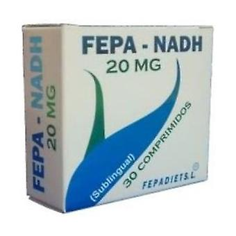 Nadh 30 tablets of 20mg