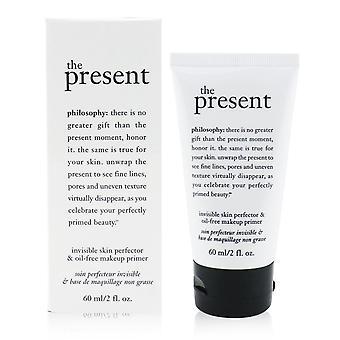 The present invisible skin perfector & oil free makeup primer 243804 60ml/2oz