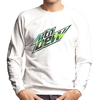 Mountain Dew Camouflage Design Men's Sweatshirt