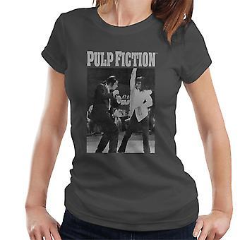 Pulp Fiction Dancing Jack Rabbit Slims Vincent Mia Women's T-Shirt
