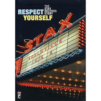 Respect Yourself: Stax Records Story [DVD] USA import