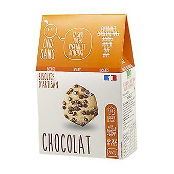 Organic Chocolate Chip Cookies 100 g