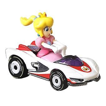 Hot Wheels Mario Kart - Peach P-Wing
