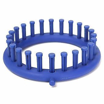 Plastic Ronde Cap Haak Weven Breien Naald Weefgetouw Tools voor Hat Sjaal