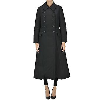 Comme Des Garçons Ezgl046020 Femmes's Black Nylon Down Jacket