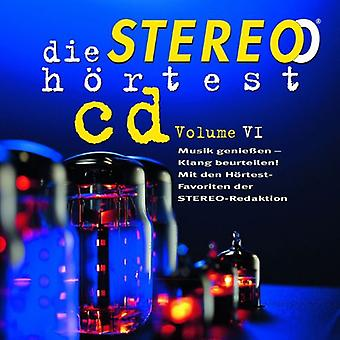 Stereo Hortest - Vol. 6-Stereo Hortest [CD] USA import
