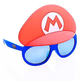 Sun-Staches - Super Mario Blue Lens Kids Lil' sg3157
