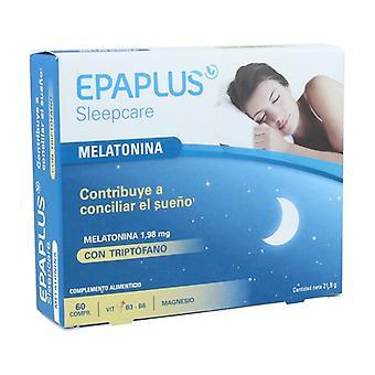 Melatonin Forte 1.98Mg with Tryptophan 60 capsules