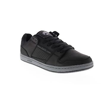 Osiris Vice Mens Black Synthetic Skate Inspired Sneakers Shoes
