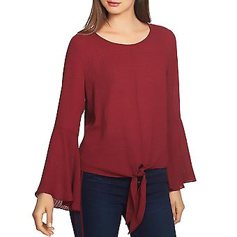 1.State | Tie-Front Bell Sleeve Blouse