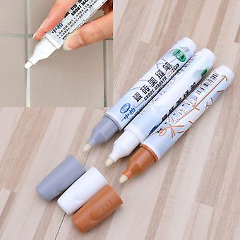 Grout Tile Gap Repair Pen White Tile Refill Waterproof &mouldproof