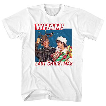 Wham! T Shirt Last Christmas Holiday Wham! Shirt