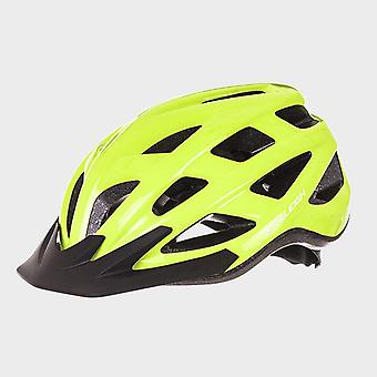 New Raleigh Quest Cycling Helmet Yellow