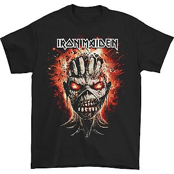 Iron Maiden Eddie robbanó fej póló
