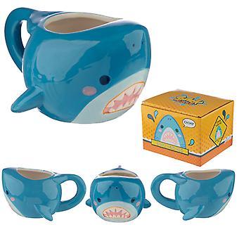 Zabawa Kolekcjonerski Shark Head Ceramiczny Kubek X 1 opakowanie