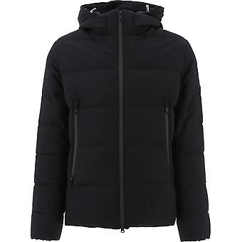 Tatras Mtke20a4148d01 Men's Black Wool Outerwear Jacket