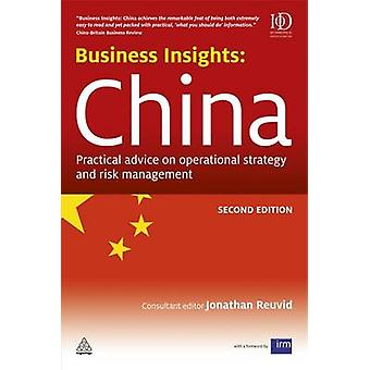 Business Insights - China - Practical Advice on Operational Strategy an