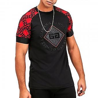Glorious Gangsta Galaz Black Stretch T-shirt