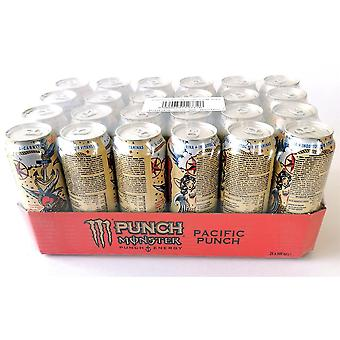 Monster Pacific Punch 24 x 500ml