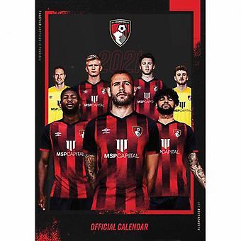 Bournemouth Kalender 2021