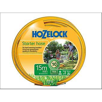 Hozelock Starter Hose 15m 7215