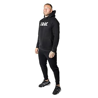 Trak Athletic Logo Joggers | Black
