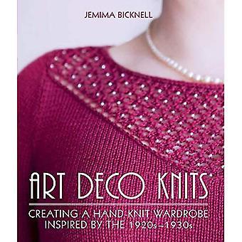 Art Deco Knits: Het creëren van een handgebreide garderobe geïnspireerd op de jaren 1920 - 1930