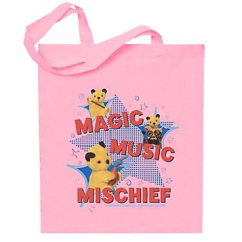 Sooty Magic Music Mischief Totebag