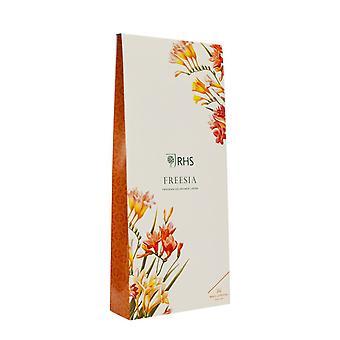 Wax Lyrical RHS Fragrant Garden Draw Liners 6 Pack Freesia