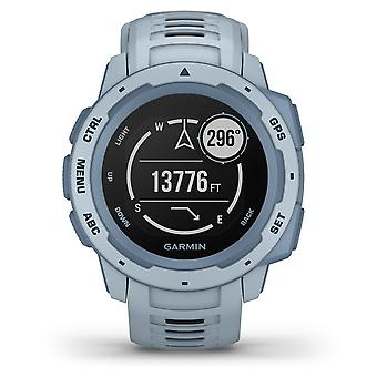 Garmin 010-02064-04 Instinct Smartwatch Gps Sea Foam Blue Bluetooth Watch