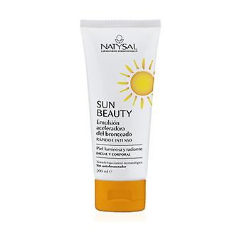 Sun Beauty Tan Activating Cream 200 ml
