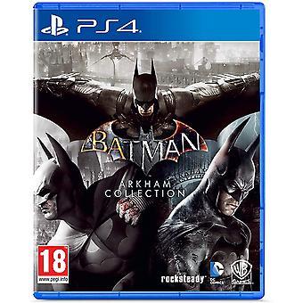Batman Arkham Collection Standard Edition PS4 Game