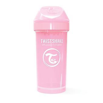 Twistshake Kid Cup 360ml Pastel Pink