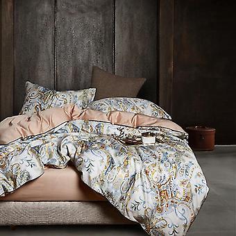 Hd gedruckt Premium ägyptische Baumwolle, seidig, weiche Bettbezug Set - 9