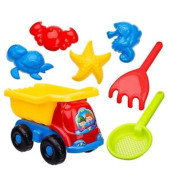 Barn Sandbox Set Kit - Baby Beach Game Leksak